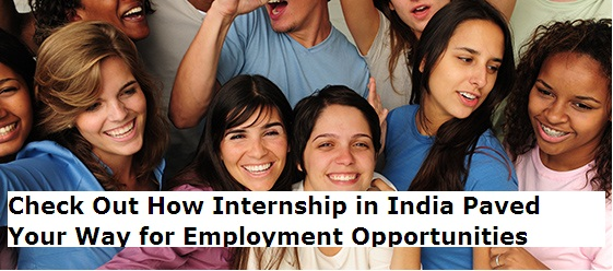 Internship Programs in India